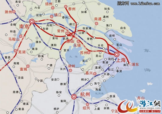 惠山交通方位图