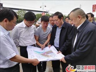 潜江市环境污染综合整治系列报道之一:让开发区的
