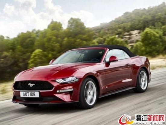 福特(进口) Mustang 2017款 2.3T Convertible