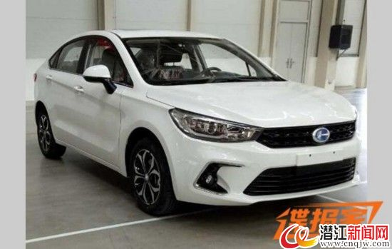 首款紧凑型轿车 昌河全新车9月22日发布