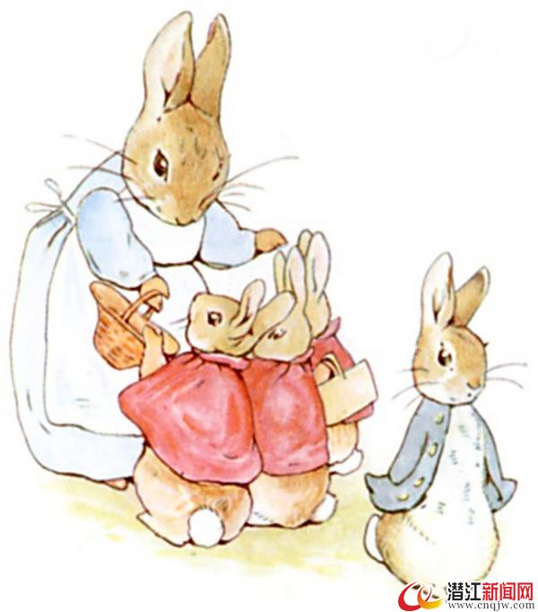 世界上最红的兔子《比得兔》2月9日北美上映