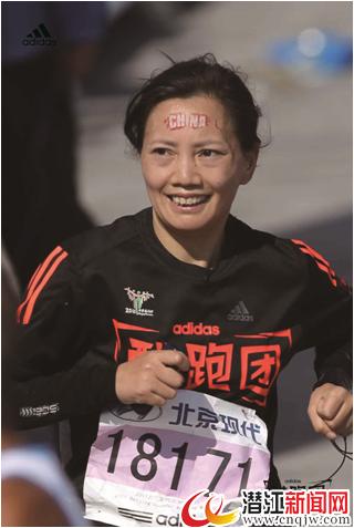 马拉松跑友林群:为了追寻那升起的第一缕阳光