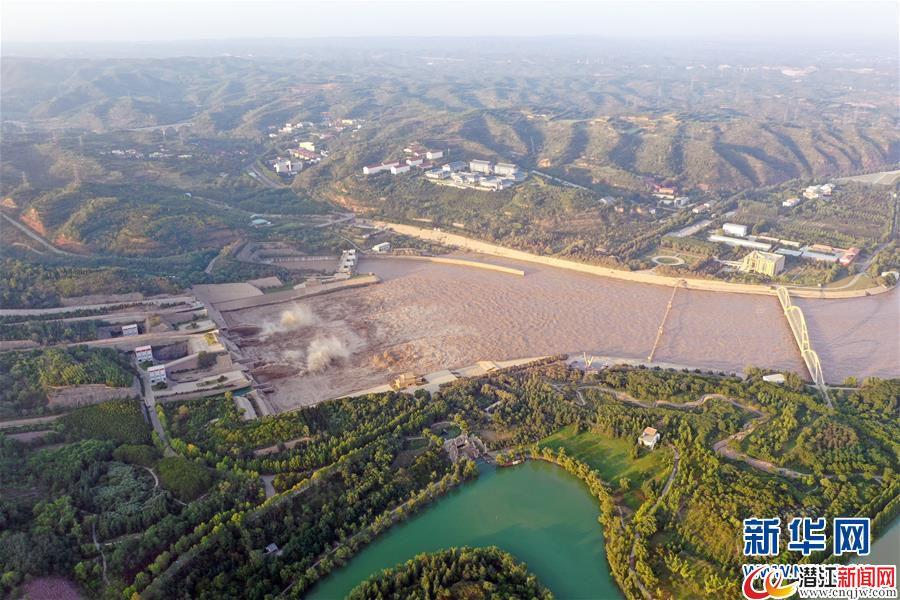 (图文互动)(1)大河奔流书写绿色发展画卷――黄河连续20年不断流启示