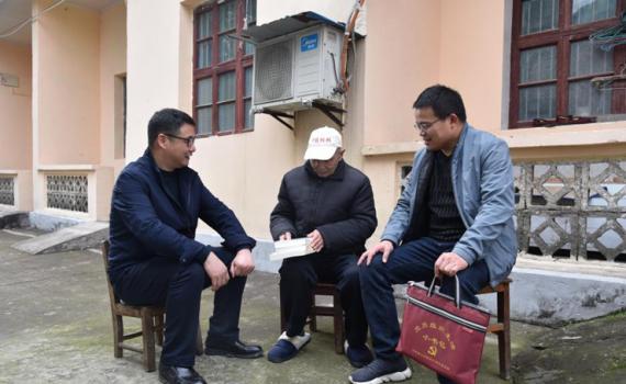杨市卫生院:党史教育全覆盖  送学上门暖人心